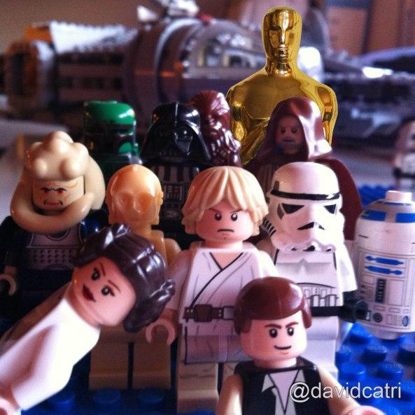 Oscars 2014 - Selfie